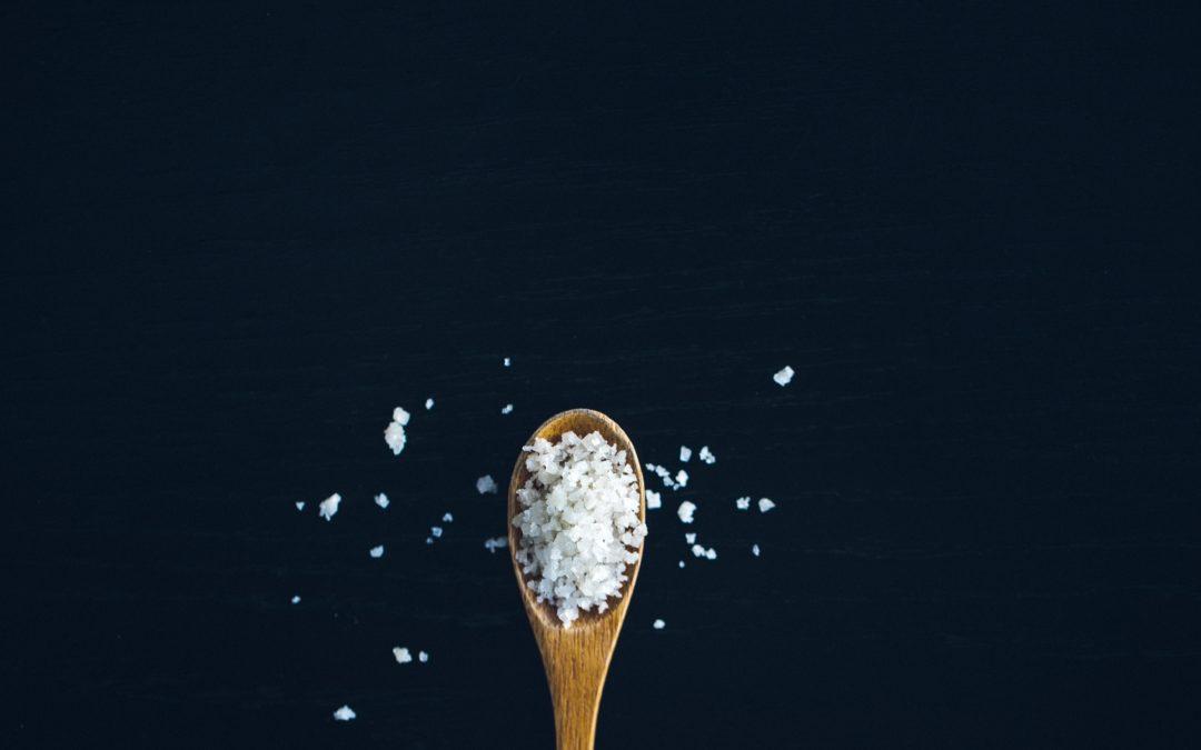 Crise sanitaire, le sel, une «matière première» essentielle.